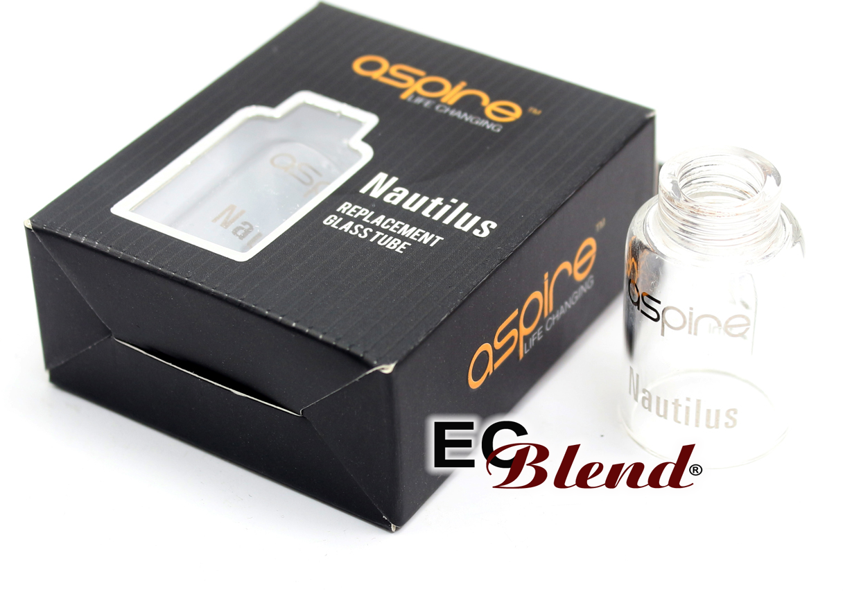 Clearomizer Replacement Tank Pyrex Nautilus at ECBlend