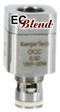 Kanger OCC Subtank Clearomizer Replacement Coils at ECBlend Flavors