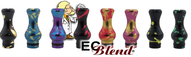 Drip Tip Speckled Ming at ECBlend