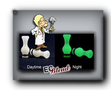ECBlend Glow in the Dark Drip Tip