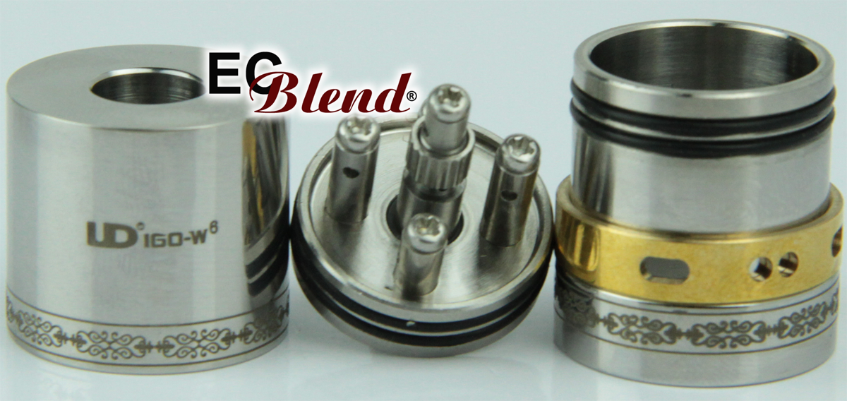 Rebuildable Atomizer - Youde - IGO W6  at ECBlend