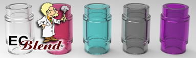 Replacement Tube - Kanger - Colored ProTank II - Pyrex