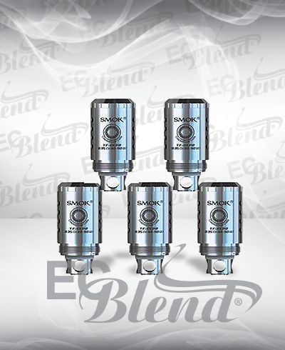 TFV4 Clapton Coils at ECBlend Flavors - Something Better