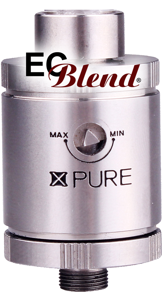 Smoktech XPure Rebuildable Dripping Atomizer (RDA) at ECBlend E-Liquid Flavors