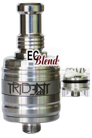 Rebuildable Atomizer - Tobeco - Trident V2 at ECBlend ELiquid Flavors