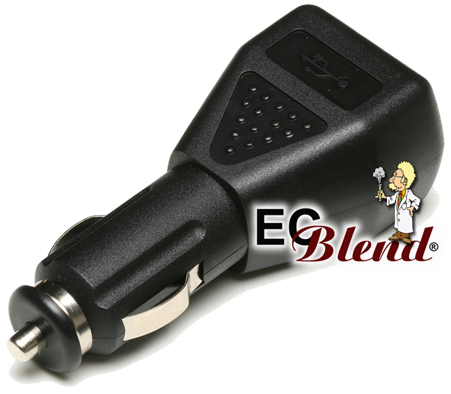USB Car Charger 2amp at ECBlend Flavors