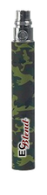 Battery - eGo - 1100mah - Camouflage at ECBlend Flavors