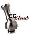 Drip Tip - ECBlend - SS - Adjustable Knucklehead