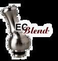 Drip Tip - ECBlend - SS - Adjustable Knucklehead