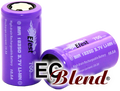 Efest 18350 Purple 10.5 Amp High Drain Battery at ECBlend Flavors