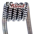 Prewound NiChrome Core Clapton Wire - 15 foot spool at ECBlend E-Liquid Flavors
