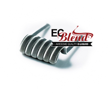Alien Framed Staple Coils at ECBlend Flavors