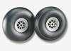 2 Inch Treaded Surface Wheel