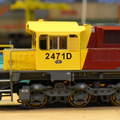 Wuiske 2400 Class Corporate Livery #2471D (16.5mm)