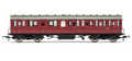 Hornby BR Gresley Suburban Lavatory Composite Coach