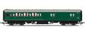 Hornby BR Maunsell 4 Compartment Brak 3rd Class Coach