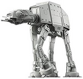 Star Wars AT-AT Plastic Model Kit