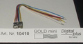 "Lenz Decoder ""GOLD MINI +"" 0,5 / 0,8A, WITH CABLE"