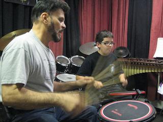 New Orleans Drummer and Drum Teacher Ray Fransen