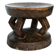 African Stool of the Dogon People, Mali