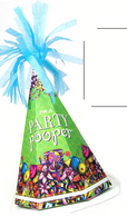Poo~Pourri™ Party Pooper Party Hat Gift Sets  Perfect to Celebrate the New Year!  The perfect hostess gift for that New Year's Eve celebration!