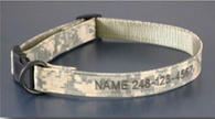 Personalized Digital Camo Collar