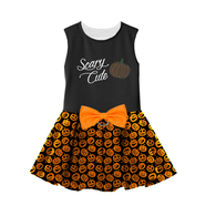 Scary Cute Halloween Harness Dress