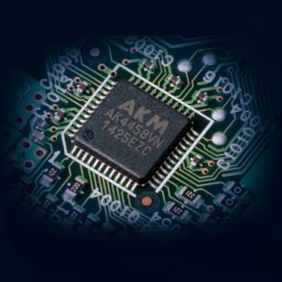 384 khz / 32bit AKM chip