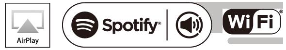 airplay wifi Spotify