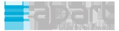 apart banner logo