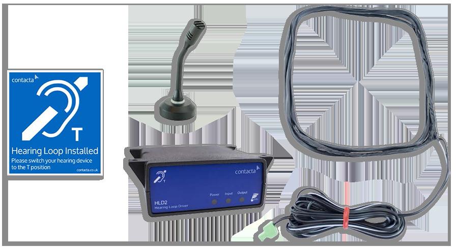 Contacta Under Counter Loop Kit