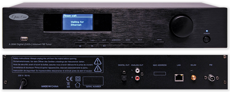 dab fm digital tuner internet radio player av australia online. Black Bedroom Furniture Sets. Home Design Ideas