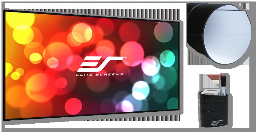 Elite Screens Insta-DE Soft Pad White Board