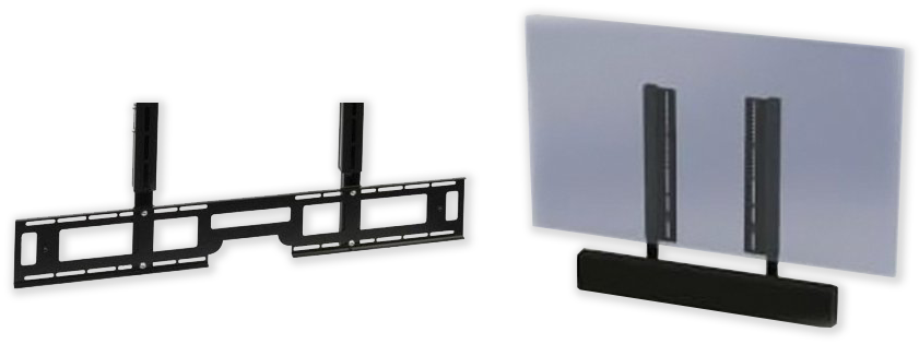 Flexson TV Mount Attachment for SONOS PLAYBAR - AV Australia Online