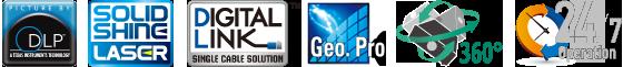 DLP SSL Digital Link icons