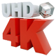 4K UHD Support