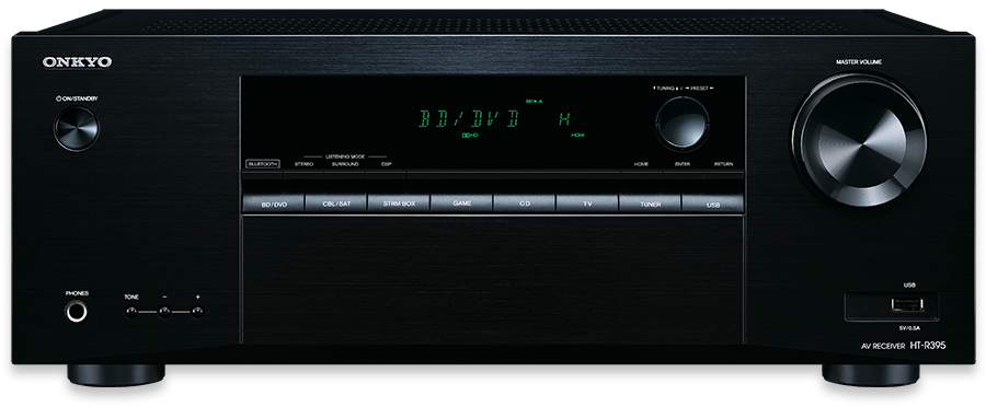 onkyo ht s7805. onkyo ht-s3800 5.1 channel home cinema av receiver - front ht s7805 l