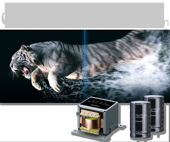 Onkyo TX-NR656 7.2-Channel AV Receiver Dynamic audio amplification