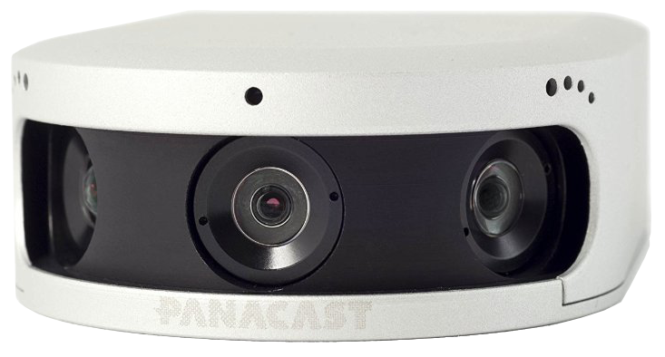 PanaCast 2 4K Ultra-Wide Panoramic PnP USB Camera
