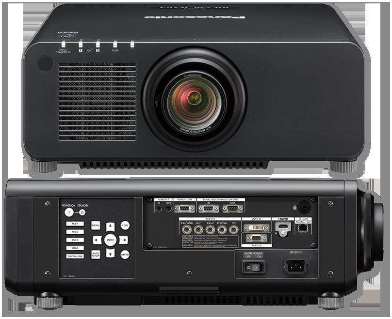 Panasonic PT-RW730 WXGA 7000 Lumens Digital Link Laser 1-Chip DLP Projector
