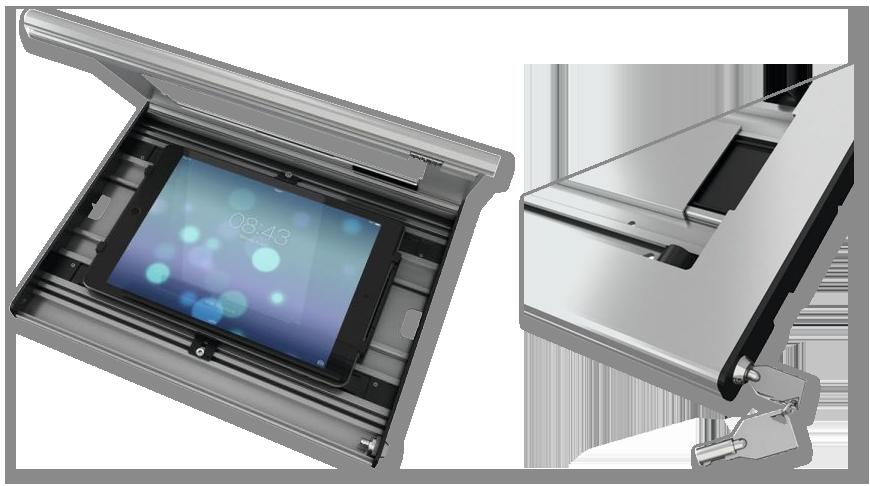 "Vogels PTS2010 9""-10"" Universal Secure Tablet Enclosure"
