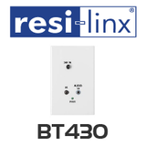 Resi-Linx Local Source Wallplate to suit BT100