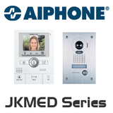 Aiphone JK-1MED Front Door Video Intercom - Kit