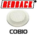 """Redback 4"""" White Ceiling Speaker Grill (Each)"""