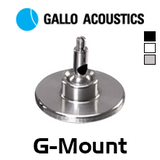 Gallo Acoustics G-Mount Nucleus Micro & A'Diva Wall Mount