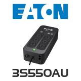 Eaton 3S 550VA Powerboard UPS