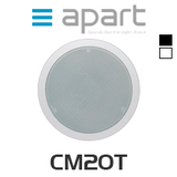 """APart 6.5"""" 2-Way HiFi Pro 100V In-Ceiling Speaker (Each)"""