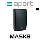 "Apart MASK8 8"" High SPL 2-Way Loudspeaker (Pair)"