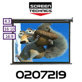 Screen Technics Projection Screens - Presenter - Hanging Type