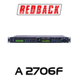 Redback FM/DAB+ Tuner & CD/SDHC/USB Audio Player